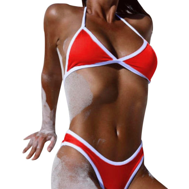 Women Swimsuit Push up Bikini