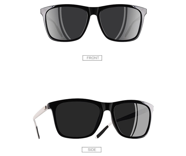 AOFLY Classic Polarized Sunglasses Fashion Style Sun Glasses for Men/Women