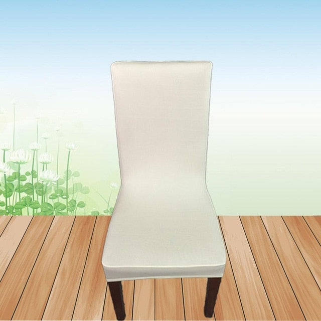 Removable Chair Cover Big Elastic Slipcover - exploreyourfashion