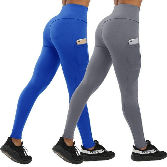 Fitness Leggings with Pockets 2019 | Fashion is an Art.  I have always loved fashion because it's great way to express who you are so girls follow me and Explore Your Fashion