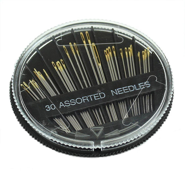 Popular 30PCS Assorted Hand Sewing Needles - exploreyourfashion