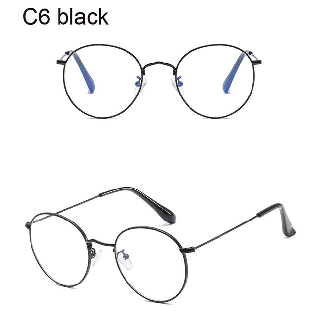 Computer Glasses 2019 Spectacle Frames Anti Blue Light Goggles