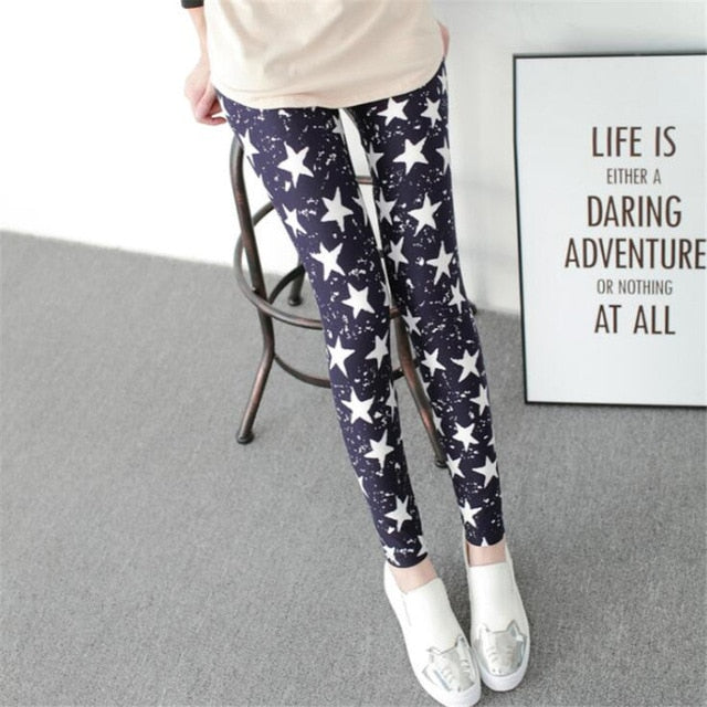 Camouflage Printing Elasticity Legging 2019 | Fashion is an Art.  I have always loved fashion because it's great way to express who you are so girls follow me and Explore Your Fashion