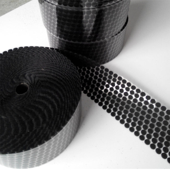 Self Adhesive Fastener Tape Dots