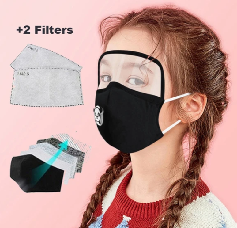 Facial mask for children