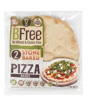 Stone Baked Pizza Base