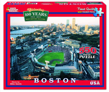 Load image into Gallery viewer, Boston Fenway 550 Piece Jigsaw Puzzle