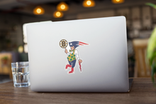 Load image into Gallery viewer, Boston Sports Fan Sticker