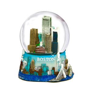 Boston Snow Globe