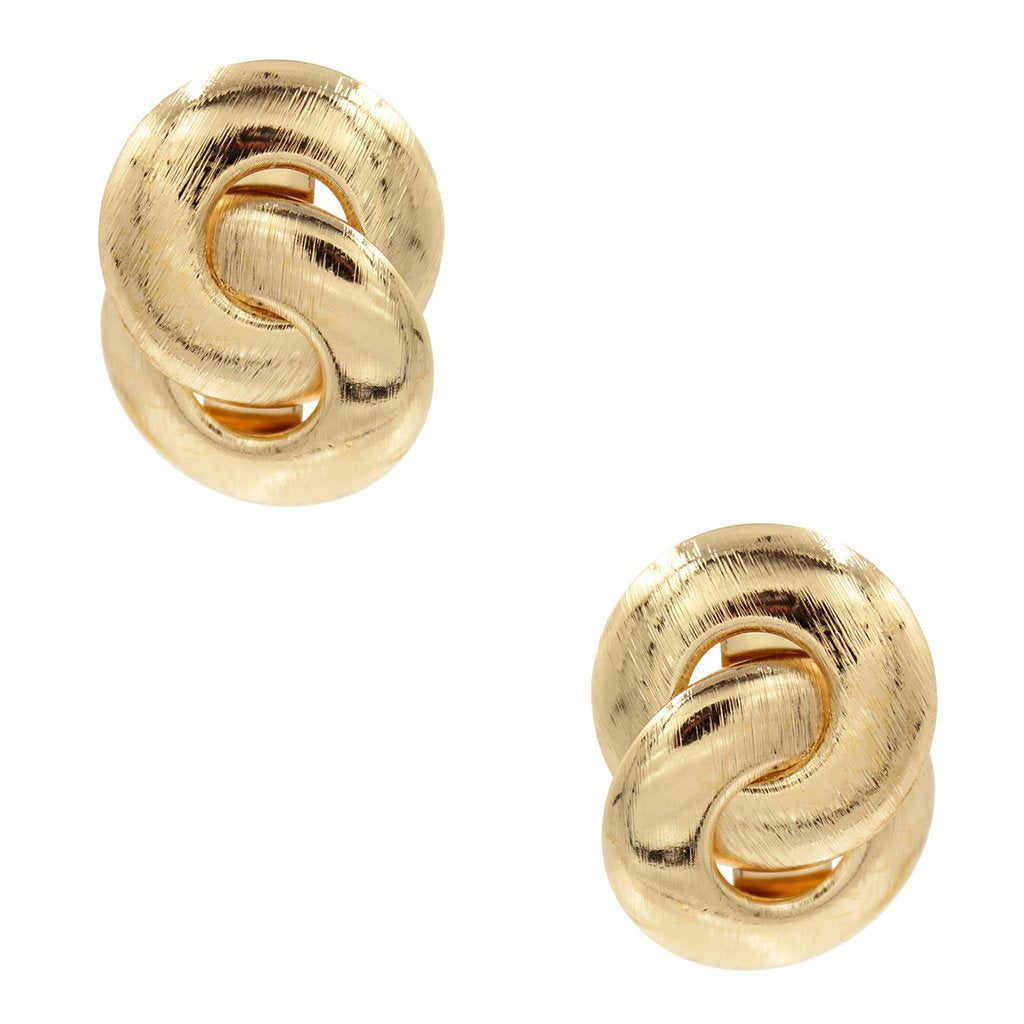 Lou Hoops - GOLD