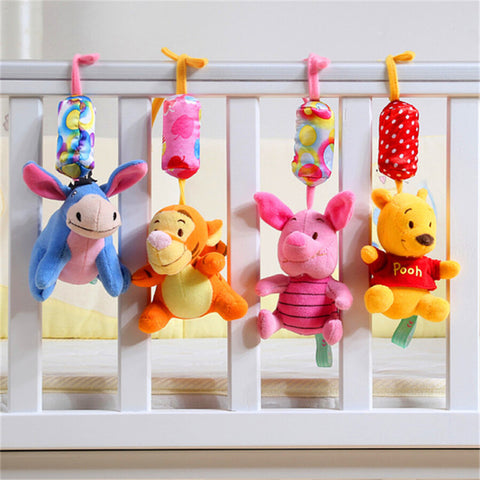 Winnie And Friends Baby Rattles