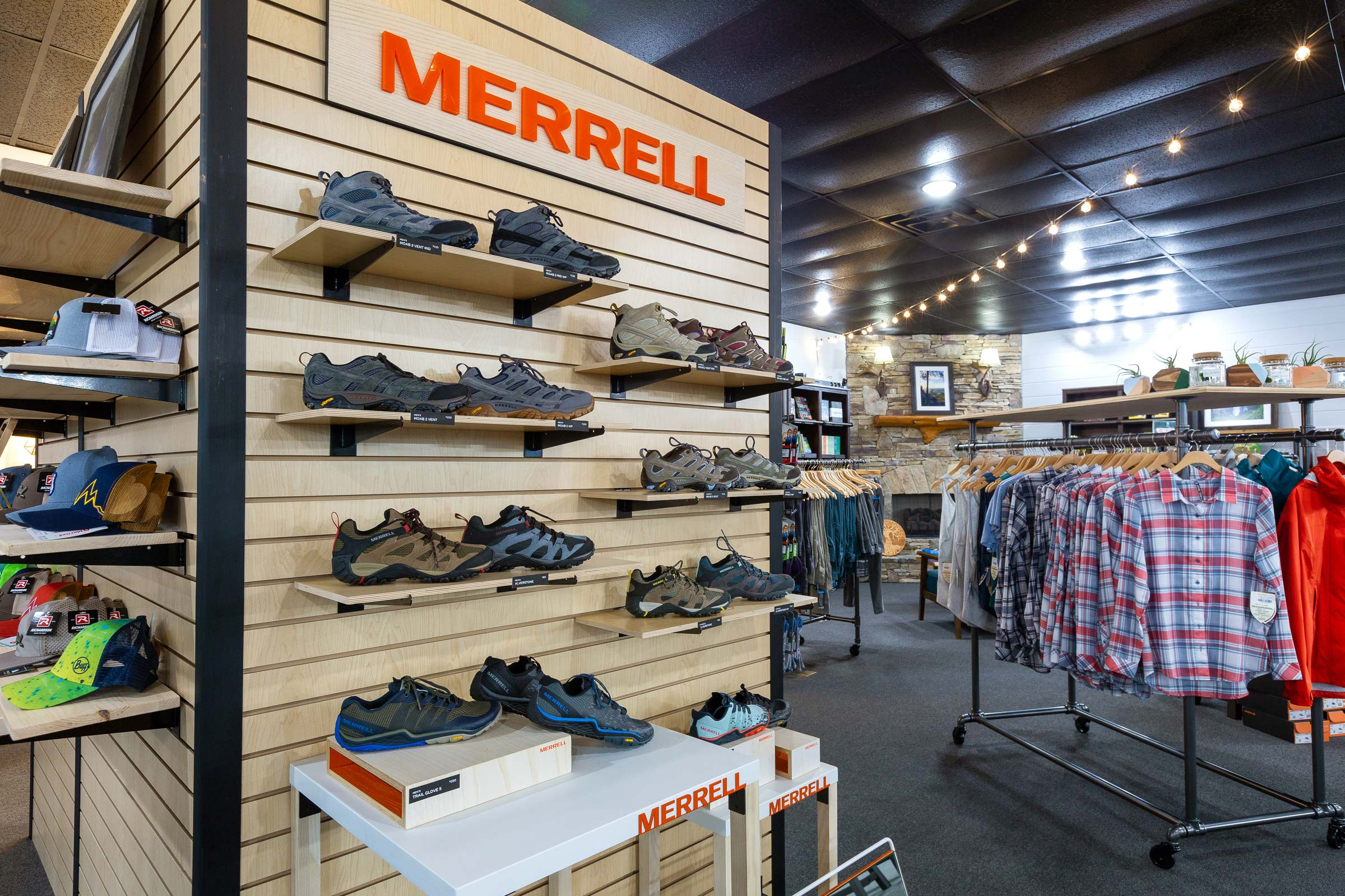 Trailful Outdoor Co, Hiawassee hiking outfitter - hiking boots, trail running shoes, and outdoor apparel