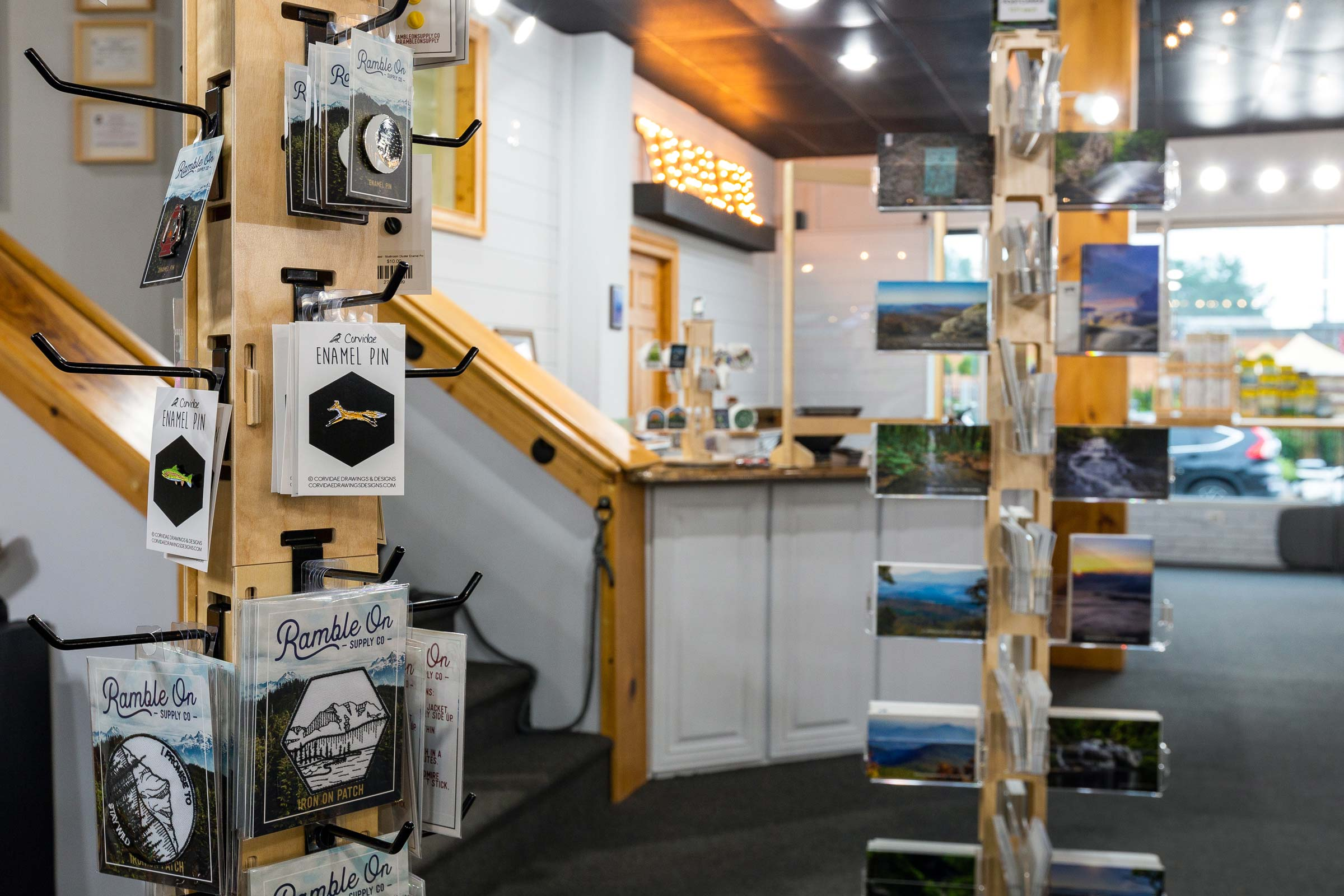 Trailful Outdoor Co - a hiking outfitter shop in the North Georgia Mountains near the Appalachian Trail