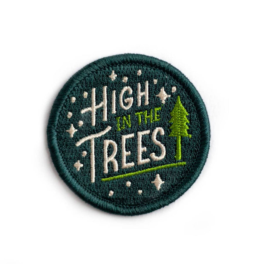 High In The Trees Sticky Patch