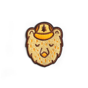 Ranger Bear Sticky Patch