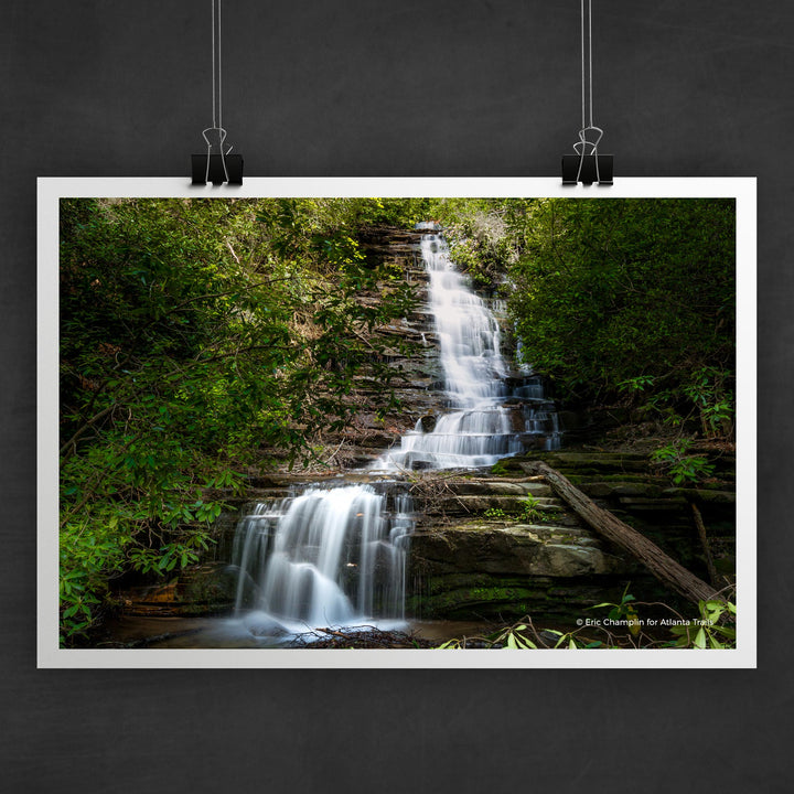 Angel Falls Trail Photo Art Print