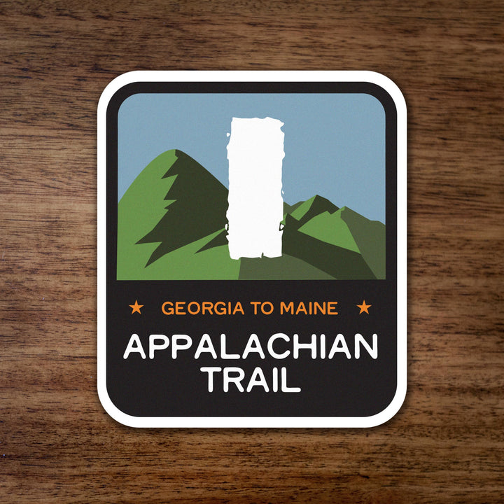 Appalachian Trail Blaze Sticker