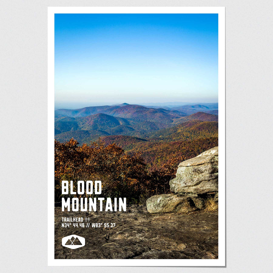 Blood Mountain Poster