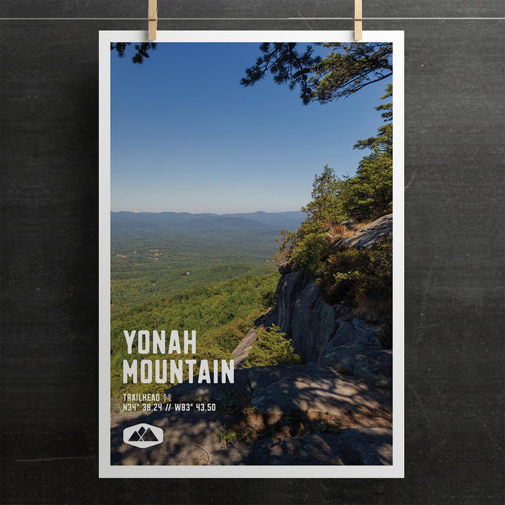 Yonah Mountain Poster