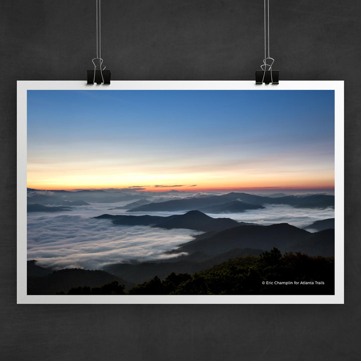 Brasstown Bald #2 Photo Art Print