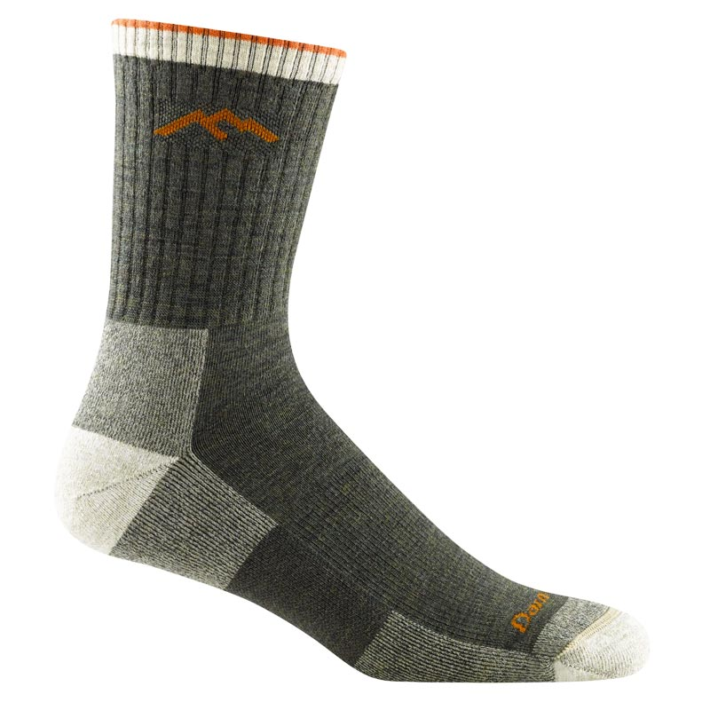 Darn Tough Socks - 1466 - Men's Hiker Micro Crew Cushion