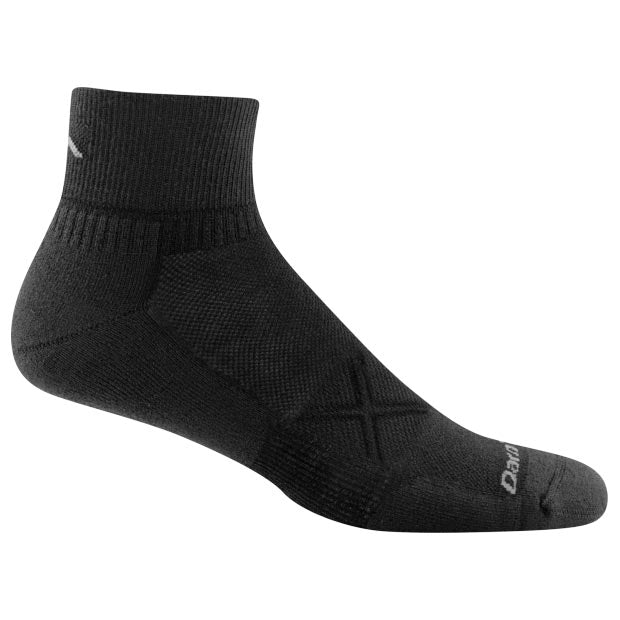 Darn Tough Socks - 1768 Men's Vertex 1/4 Ultra-Light Cushion