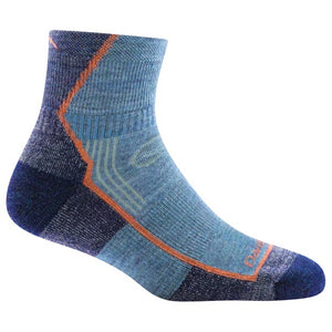 Darn Tough Socks - 1958 - Women's Hiker 1/4 Sock Cushion