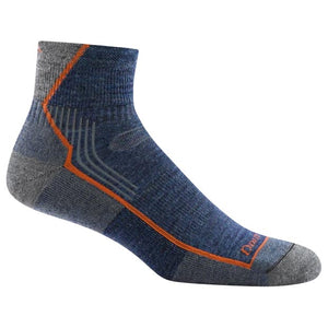 Darn Tough Socks - 1959 - Men's Hiker 1/4 Sock Cushion