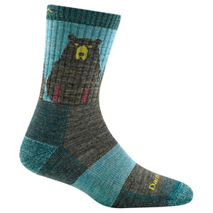 Darn Tough Socks - 1970 - Women's Bear Town Micro Crew Light Cushion