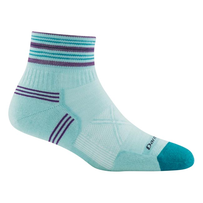 Darn Tough Socks - 1019 - Women's Vertex 1/4 Ultra-Light Cushion