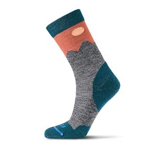 Fits Light Hiker Crew Sock - F1053