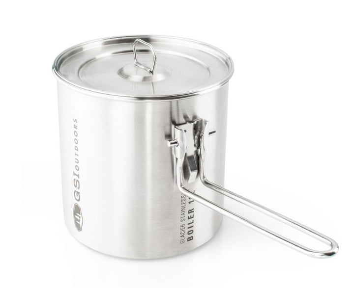 GSI Outdoors Glacier Stainless 1.1 L Boiler