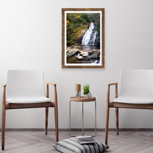Helton Creek Falls Photo Art Print
