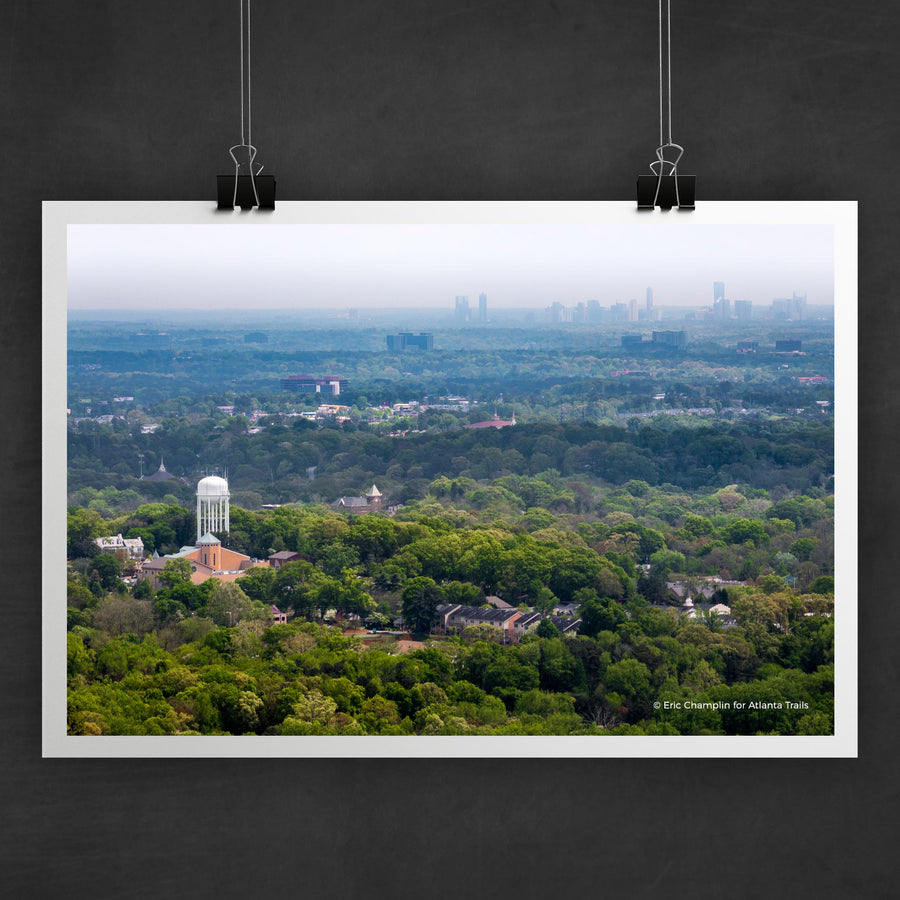 Kennesaw Mountain Photo Art Print