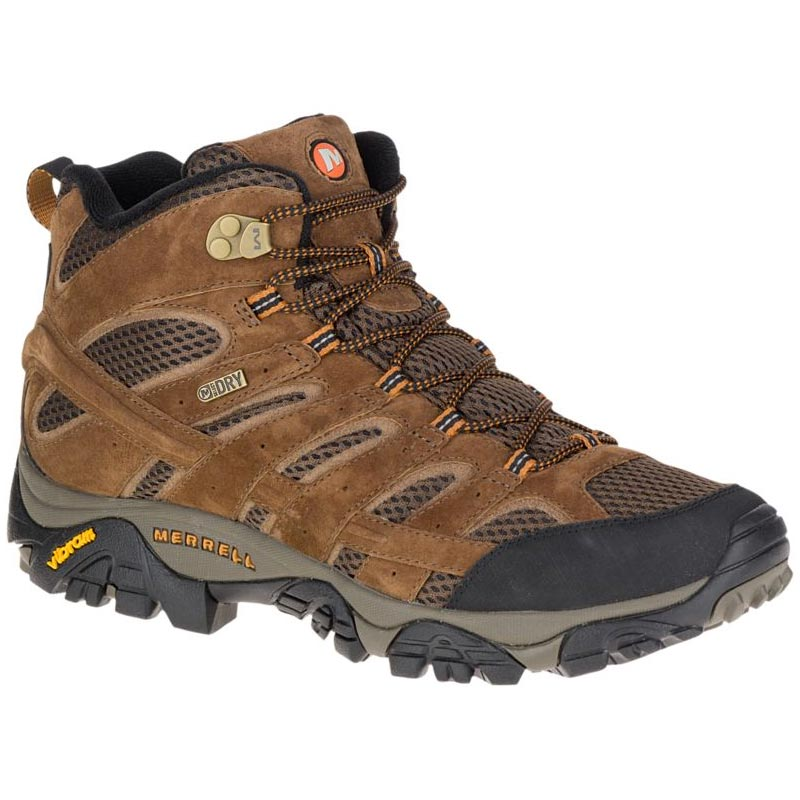 Merrell Men's Moab 2 Mid WP Boot