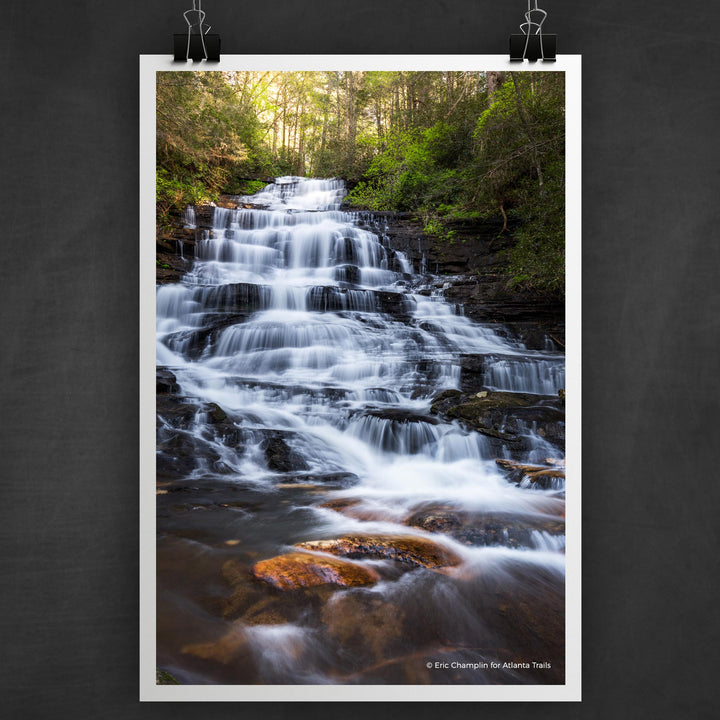 Minnehaha Falls Photo Art Print