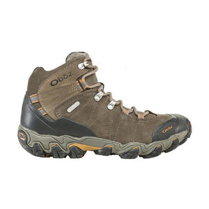 Oboz Men's Bridger Mid B-Dry Waterproof Hiking Boot