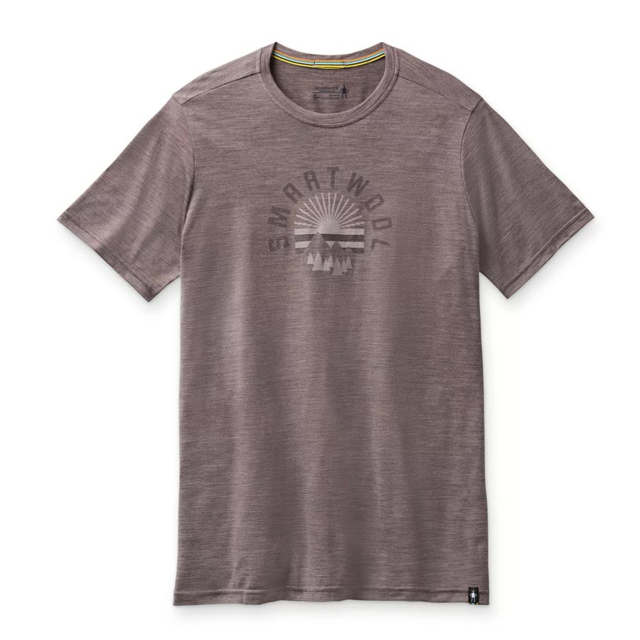 Smartwool Men's Merino Sport 150 Sunrise Mountains Tee