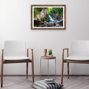 Tallulah Gorge Hurricane Falls Photo Art Print