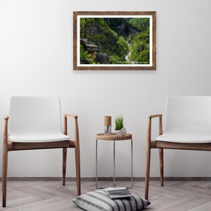 Tallulah Gorge Photo Art Print