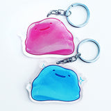Ditto Key Chain Charm