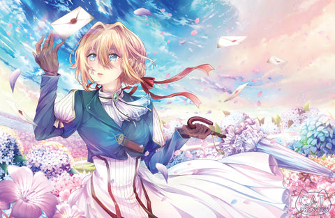 Violet Evergarden Fan Art Print