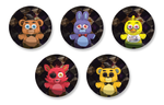 Five Nights at Freddy's 1.5 Inch Pin Back Button Set