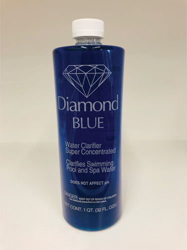 Diamond Blue Water Clarifier