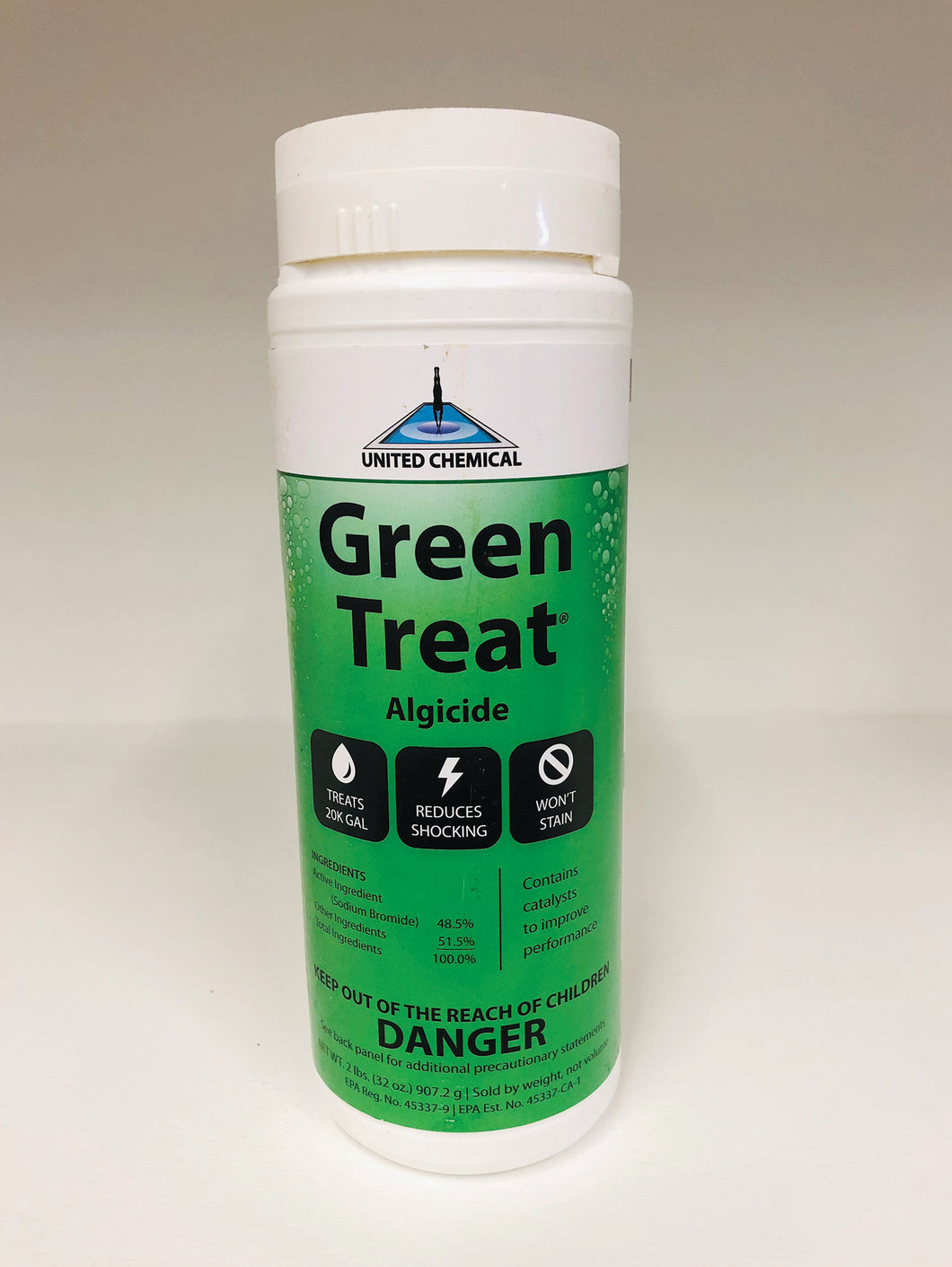 United Chemical Green Treat