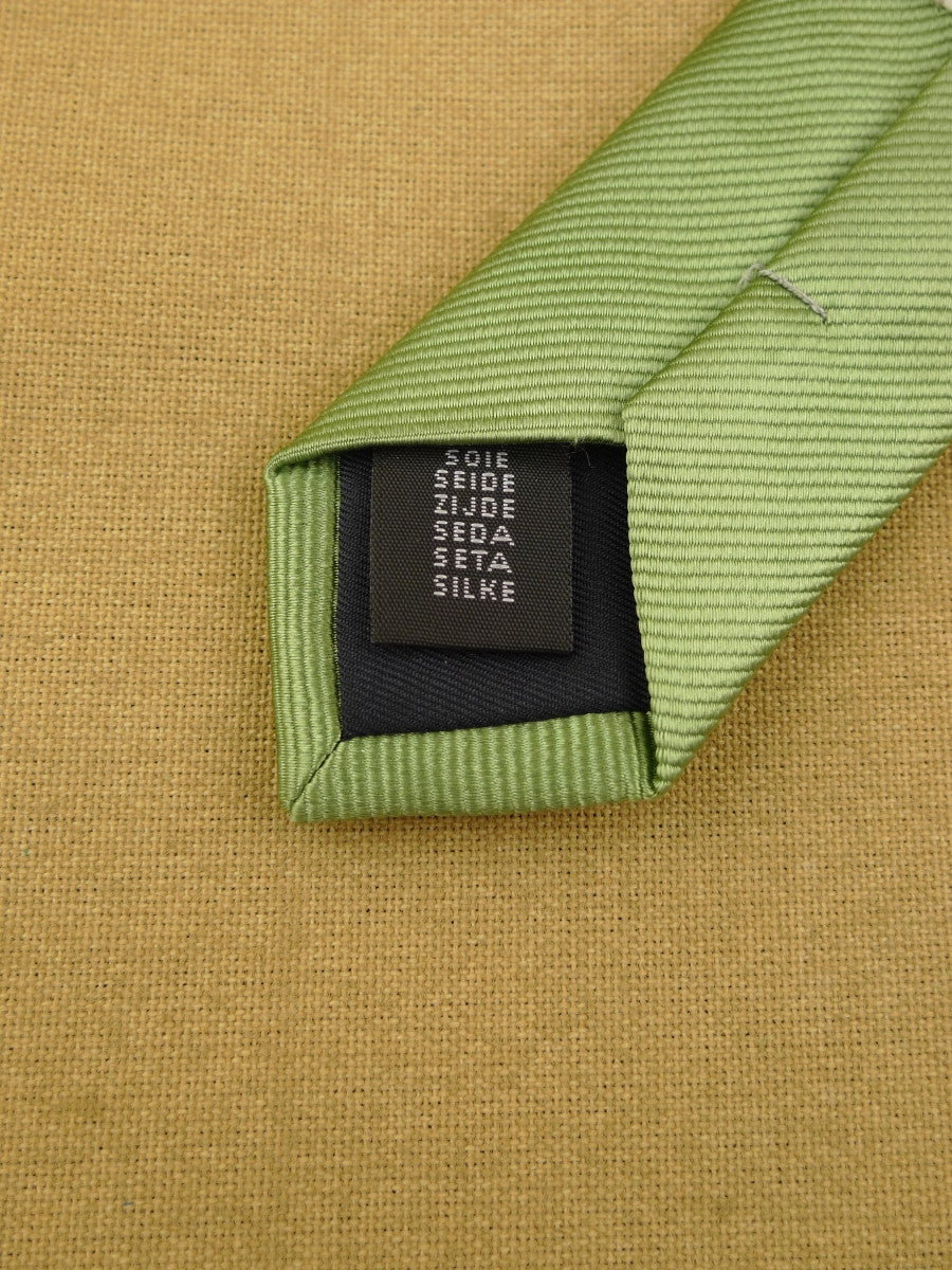 17/1320 PT HAYWARD GREEN 100% SILK TIE