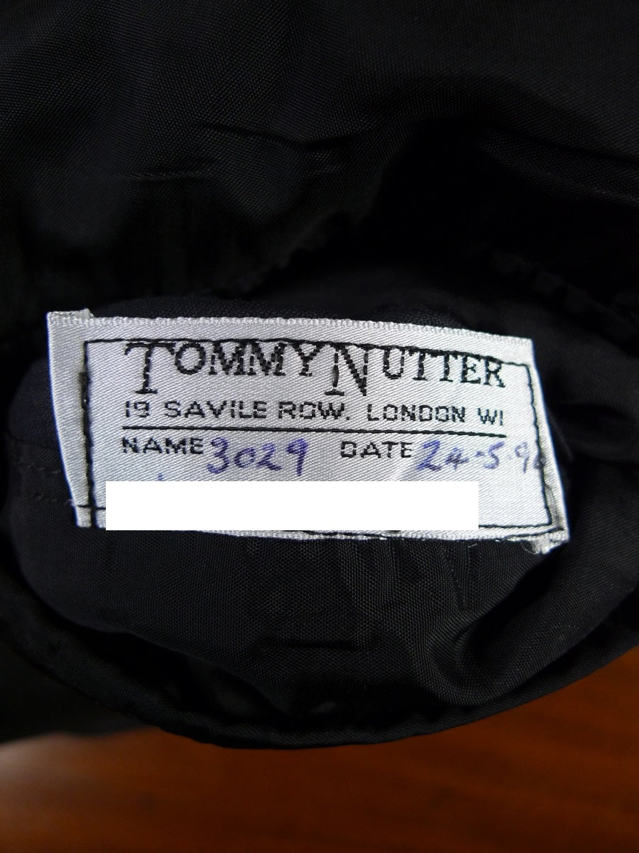 17/1825 (dc) tommy nutter 1990 savile row bespoke 3-piece morning suit 40 regular