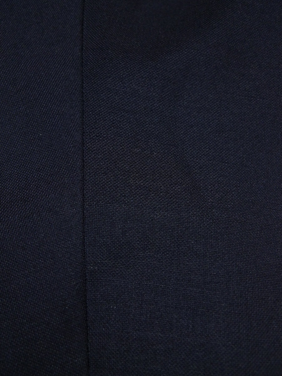 17/1910 vintage savile row quality black mohair / grosgrain silk dinner suit 42 short