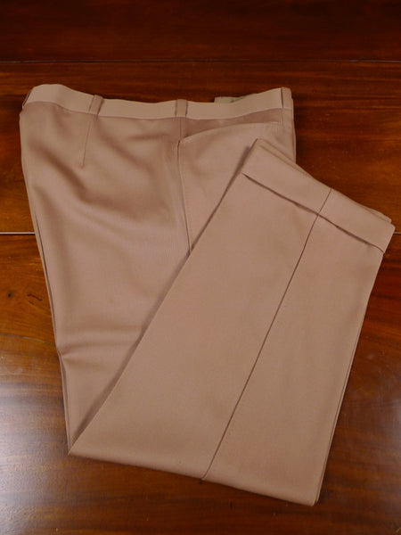 17/1911 vintage savile row quality beige cavalry twill trouser 39 short