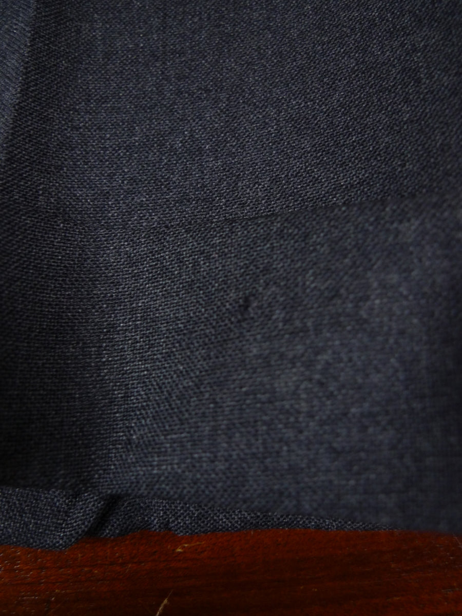 18/1261 vintage tailored grey worsted trouser 38